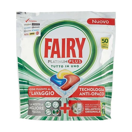 Fairy - Deters.fairy Adw Plat-plus Yellow 3