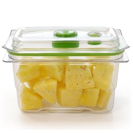 FoodSaver Capienza 470 ml - Contenitore per Sottovuoto da 470 ml, Trasparente