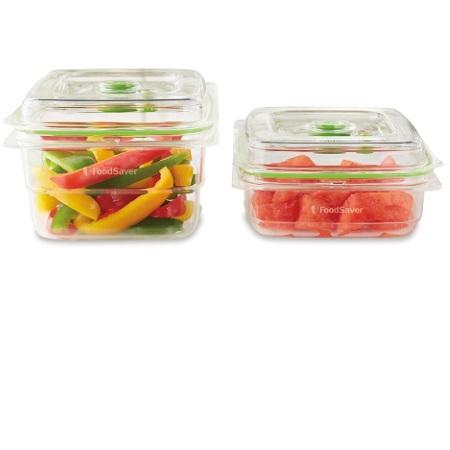 Foodsaver 2 Contenitori per sottovuoto - Jc015x