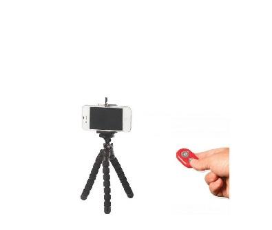 Reporter Treppiede snodato e Controllo Remoto Bluetooth (iOS/Android) - 99780