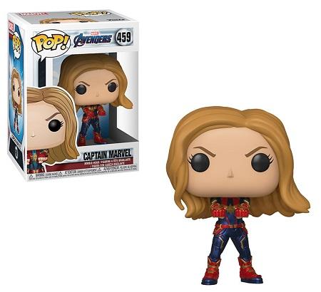 Funko - Figu3651 Figure POP! Marvel Endgame Captain Marvel