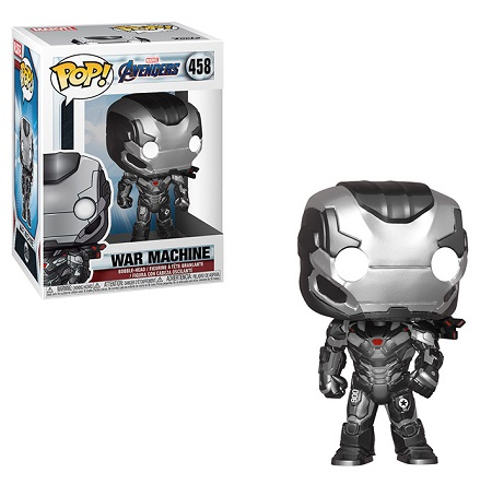 Funko - Figu3650 Figure POP! Marvel Endgame War Machine