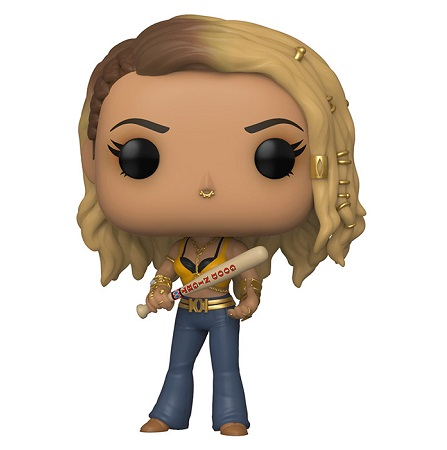 Funko - 44372 POP! Black Canary dal film Birds Of Prey