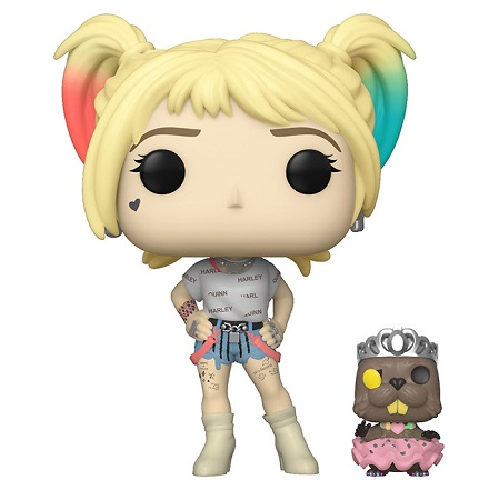 Funko  - 44378 POP! Harley Quinn dal film Birds Of Prey