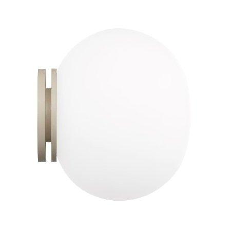 Flos diffusore in vetro opale - Mini Glo-ball X Specchio 25w G9