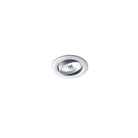 Flos - Incasso Tondo cromo satinato 220v orientabile