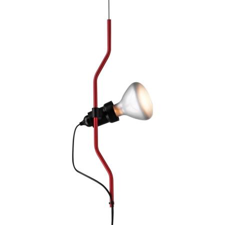 Flos Parentesi Rosso Dimmer materiale alluminio, elastomero - F5600035