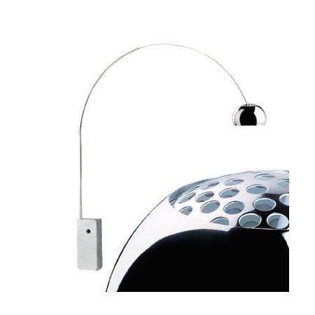 Flos - Lampada da Terra - Arco Led -  F0303000