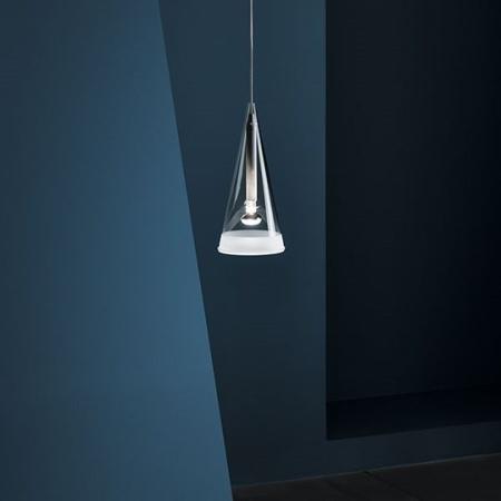Flos materiale vetro, acciaio - Fucsia 12 So 12x40w E14 - F2413000
