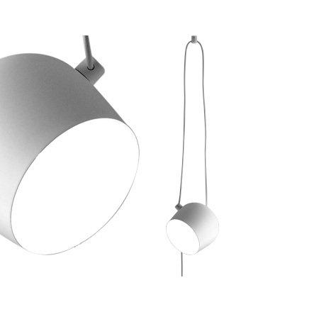 Flos - Lampada a Sospensione - Aim - Bianco -F0090009
