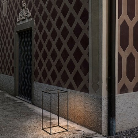 Flos Lampada da terra - Ipnos Eur Indoor Anodizzato Bronzo F3120046