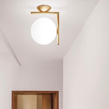 Flos Lampada a parete o soffitto - IC C/W1 EUR OTT F3178059