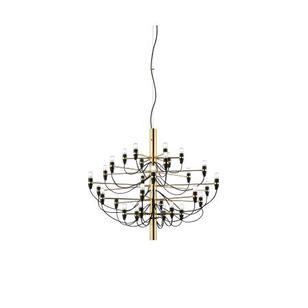 Flos Lampada a sospensione a luce diffusa - 2097/30 SO 30X15W E14Ottone - A1400059