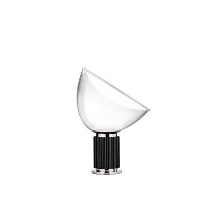 Flos Lampada da tavolo - TACCIA SMALL LED NERO F6604030