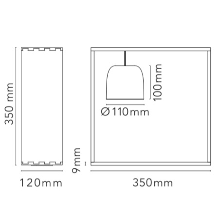 Flos Regolazione Dimmer - Gaku Wire - F2520030