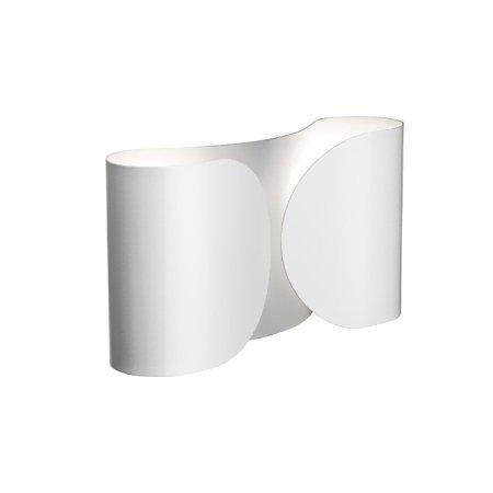 Flos - Foglio Pa 2x100w E27 Bianco