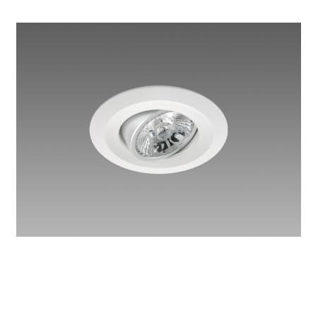 Fos Nova Faretto a LED orientabile ad incasso - Low Glare 2 7W 3000K Dimm Bianco