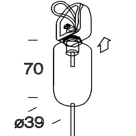 Fosnova Attacco a Sospensione - 2200318600