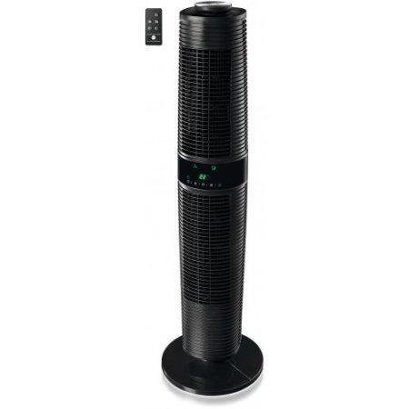 Macom Ventilatore a torre - Double Roto Wind 994 Nero