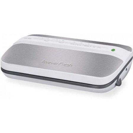Macom Sottovuoto automatico - Forever Fresh Vac6090 Bianco-acciaio