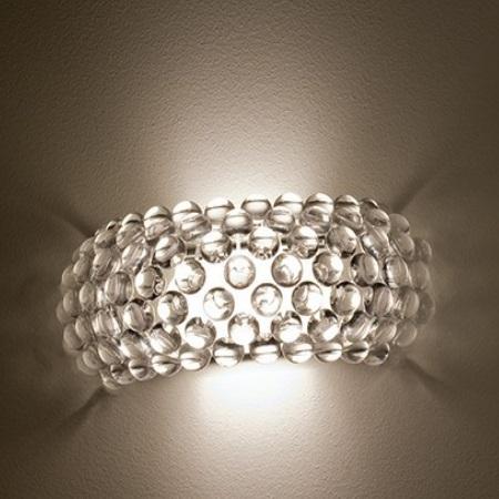 Foscarini Lampada da parete - Caboche Pa L.31 150w R7s