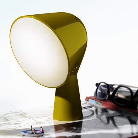 Foscarini Lampada da tavolo - Binic Giallo - 200001 55