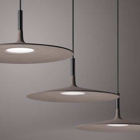 Foscarini - APLOMB LARGE SO D.45 LED GRIGIO 19501725