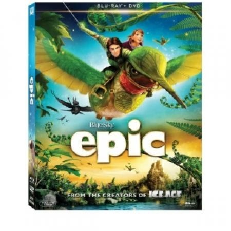 TWENTIETH CENTURY FOX HOME EN. - EPIC 3D BLU-RAY 3D + DVD
