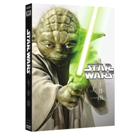 20th Century Fox - DVD Star Wars Prequel Trilogy Ep.1-2-3