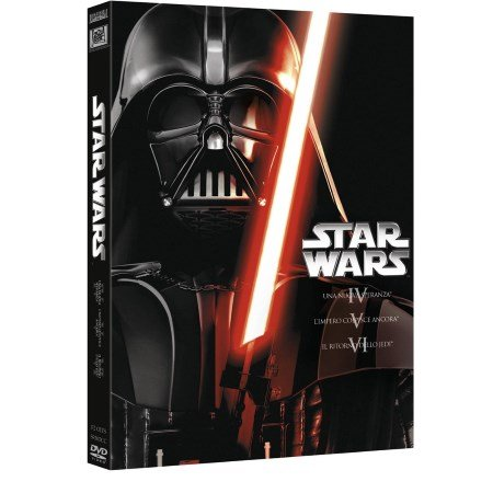 20th Century Fox - DVD Star Wars Original Trilogy Ep.4-5-6
