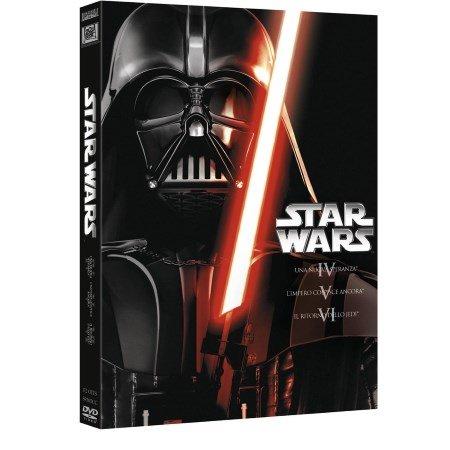 20th Century Fox Cofanetto DVD Star Wars - DVD Star Wars Original Trilogy Ep.4-5-6