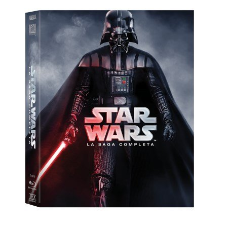 20th Century Fox - Star Wars La Saga Completa, 9 Blu-Ray Disc