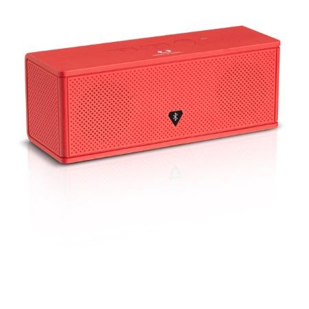 Fresh'n'rebel Altoparlante Bluetooth portatile - Rockbox Brick Bt Speaker Coral