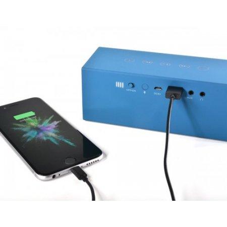 Fresh'n Rebel Speaker portatile 1 via - Rockbox Brick 1rb3000in Blu