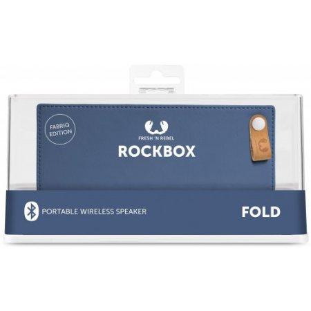 Fresh'n Rebel Speaker portatile 1 via - Rockbox Fold 1rb4000in Blu