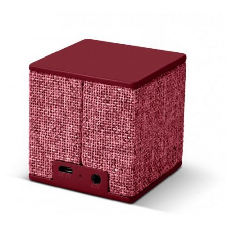 Fresh'n Rebel Speaker portatile 1 via - 1rb1000ru Rockbox Fabriq Bordeaux