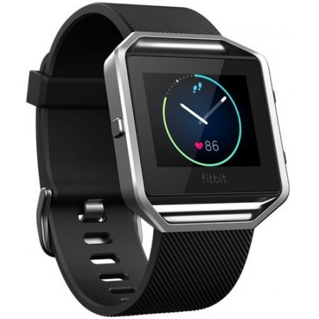 Fitbit Sportwatch - Blaze Tg.lfb502sbkl-eu Nero