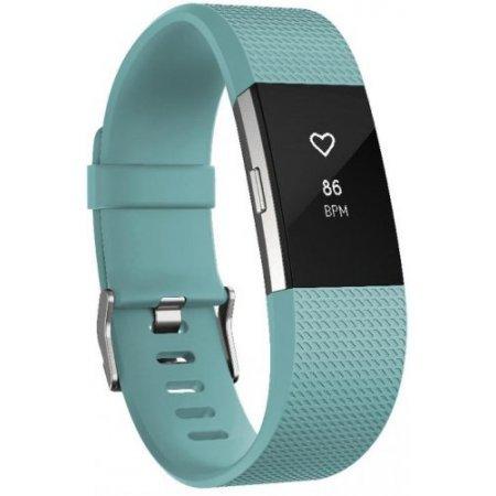 Fitbit Activity tracker - Charge 2 Tg.sfb407stes-eu Verde Acqua