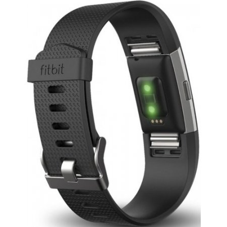 Fitbit Activity tracker  - Charge 2 Tg.s fb407sbks-eu Nero