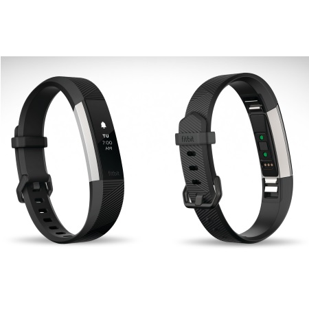 Fitbit - Alta Hr Nero L - Fb408sbkleu