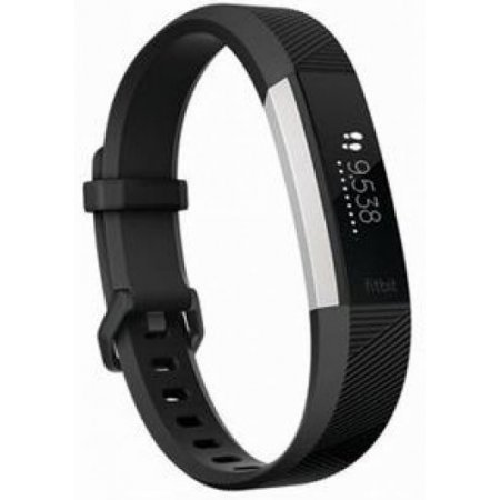 Fitbit - Alta Hr Nero SMALL - Fb408sbkleu