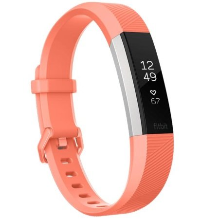 Fitbit - Alta Hr Corallo S - Fb408sbkleu