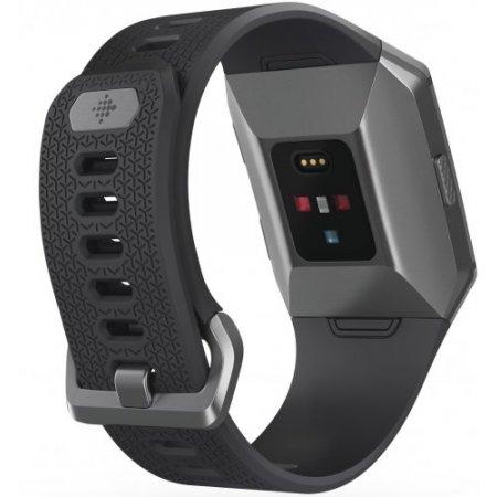 Fitbit Smartwatch - Ionicfb503gybk-eu Nero