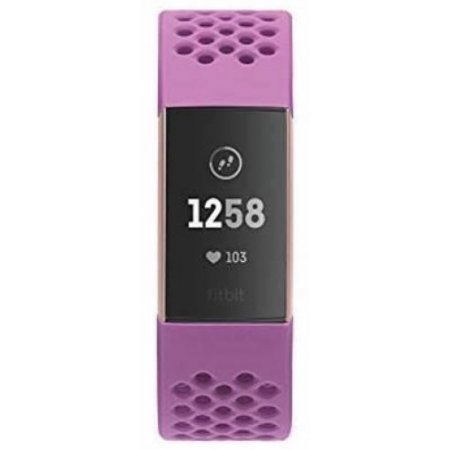 Fitbit - Charge 3 Fb409rgmg Lampone