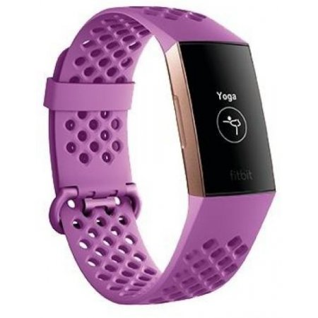 Fitbit Activity tracker - Charge 3 Fb409rgmg Lampone