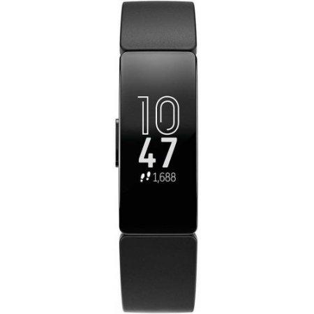 Fitbit - Inspire Hr Fb413bkbk Nero