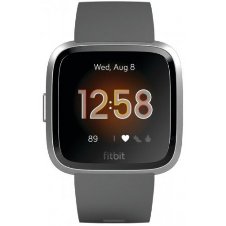 Fitbit Smartwatch - Versa Lite Fb415srgy Antracite