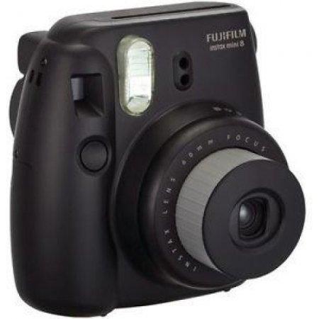 Fuji Fotocamera compatta - Instax Mini 8 Nero