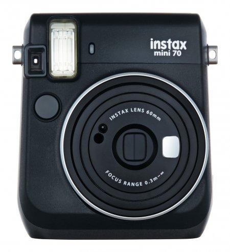 Fuji Fotocamera compatta - Instaxmini70 Nero
