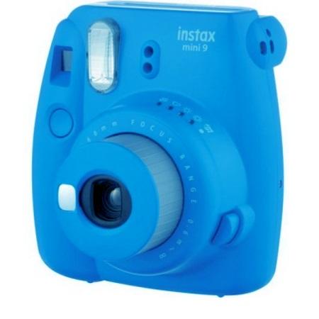 Fuji - Instax Mini 9 Blu